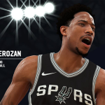 NBA 2K19: DeMar DeRozan First Look