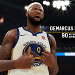 NBA 2K19: DeMarcus Cousins First Look