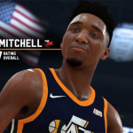 NBA 2K19: Donovan Mitchell First Look
