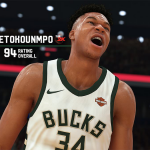 NBA 2K19: Giannis Antetokounmpo First Look