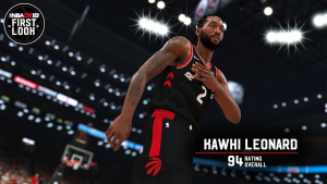 NBA 2K19: Kawhi Leonard First Look