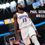NBA 2K19: Paul George First Look
