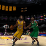 NBA Live 08 Modding Preview: LeBron James vs. Kyrie Irving