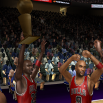 NBA Live 08 Modding Preview: Six Time Champion in Ultimate Jordan