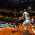 NBA Live 08 Modding Preview: MJ vs Bird in Ultimate Jordan