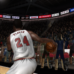 NBA Live 08 Modding Preview: Roster Player in Ultimate Jordan