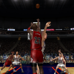 NBA Live 08 Modding Preview: The Shot in Ultimate Jordan