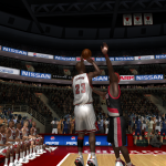 NBA Live 08 Modding Preview: The Shrug in Ultimate Jordan