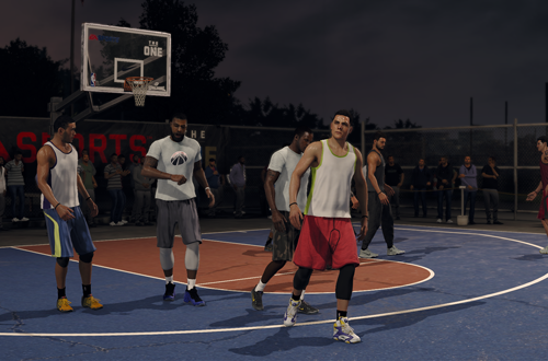 The Streets in The One (NBA Live 18)