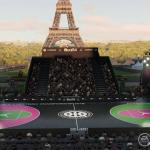 NBA Live 19: Quai 54 Court
