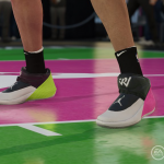 NBA Live 19: Quai 54 Shoes