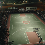 Rucker Park in NBA Live 19