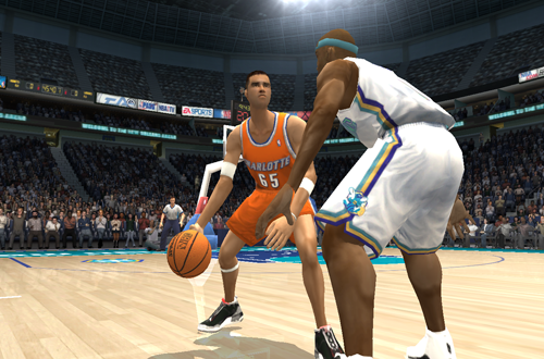 Point Guard of the Charlotte Bobcats (NBA Live 2004)