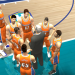 Charlotte Bobcats in NBA Live 2004