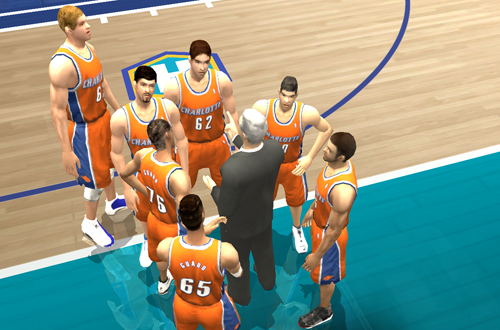 Wayback Wednesday The Charlotte Bobcats In Nba Live 2004 Nlsc
