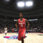 NBA Live 2004 Rookies: Malick Badiane