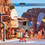 Kevin Durant shoots in NBA Playgrounds 2
