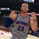 NBA 2K19: Blake Griffin First Look