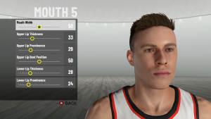 NBA 2K19: Create Player
