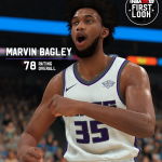 NBA 2K19: Marvin Bagley First Look