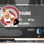 NBA 2K19: The Draft in MyLEAGUE