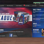 NBA 2K19: MyTEAM Menu