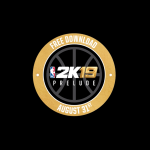 NBA 2K19: The Prelude Logo