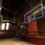 Dwyane Wade in the Tandy Rec Center (NBA Live 06 PC)