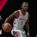 NBA Live 19: Chris Paul (92 Overall)