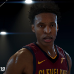 NBA Live 19: Collin Sexton