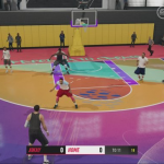 NBA Live 19: Custom Court