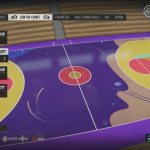 NBA Live 19: Court Customisation