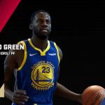 NBA Live 19: Draymond Green (88 Overall)