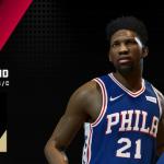 NBA Live 19: Joel Embiid (92 Overall)