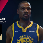 NBA Live 19: Kevin Durant (95 Overall)