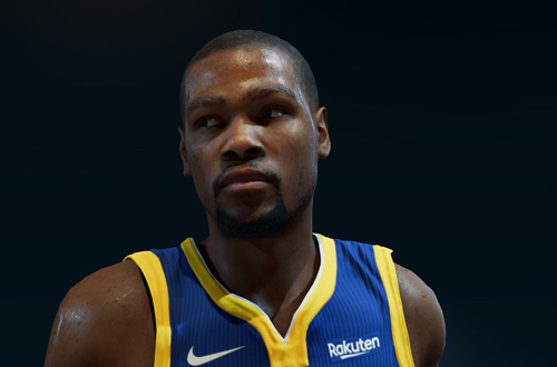 Kevin Durant in NBA Live 19