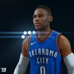 NBA Live 19: Russell Westbrook