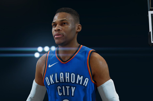 Russell Westbrook in NBA Live 19