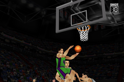 Lead Programmer Rod Reddekopp in NBA Live 98 (Unlocking Developers)