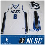 NLSC Home Jersey - Arcane Team Apparel