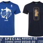 NLSC T-Shirts - Arcane Team Apparel