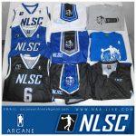 NLSC Jerseys - Arcane Team Apparel