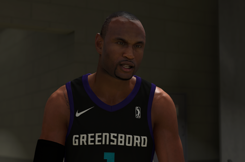 Jackson Ellis in NBA 2K19