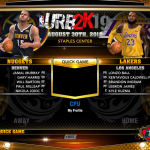 U R Basketball V61 for NBA 2K13
