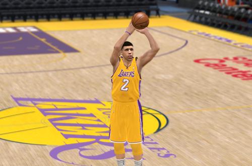 NBA 2K11 2018 Roster Teaser (Lonzo Ball)