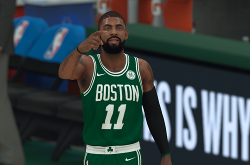 Kyrie Irving in NBA 2K19