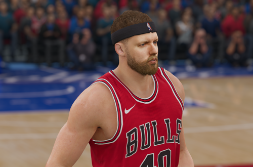 Andrew in NBA Live 19 The One