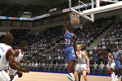 Michael Jordan Dunk (Decade All-Stars, NBA Live 2004)