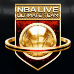 NBA Live Ultimate Team Logo (NBA Live 14)