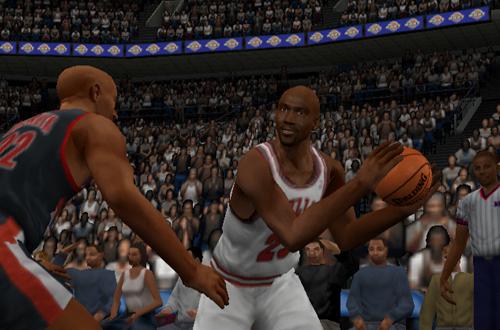 Legends Bonus Teams in NBA 2K3
